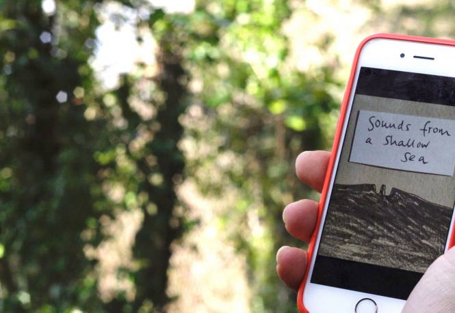 Sounds from a Shallow Sea on iphone