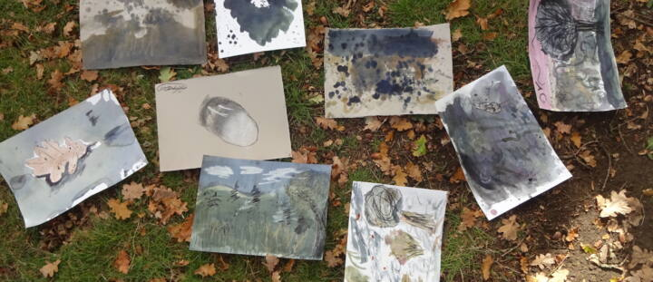Big Draw Paintings