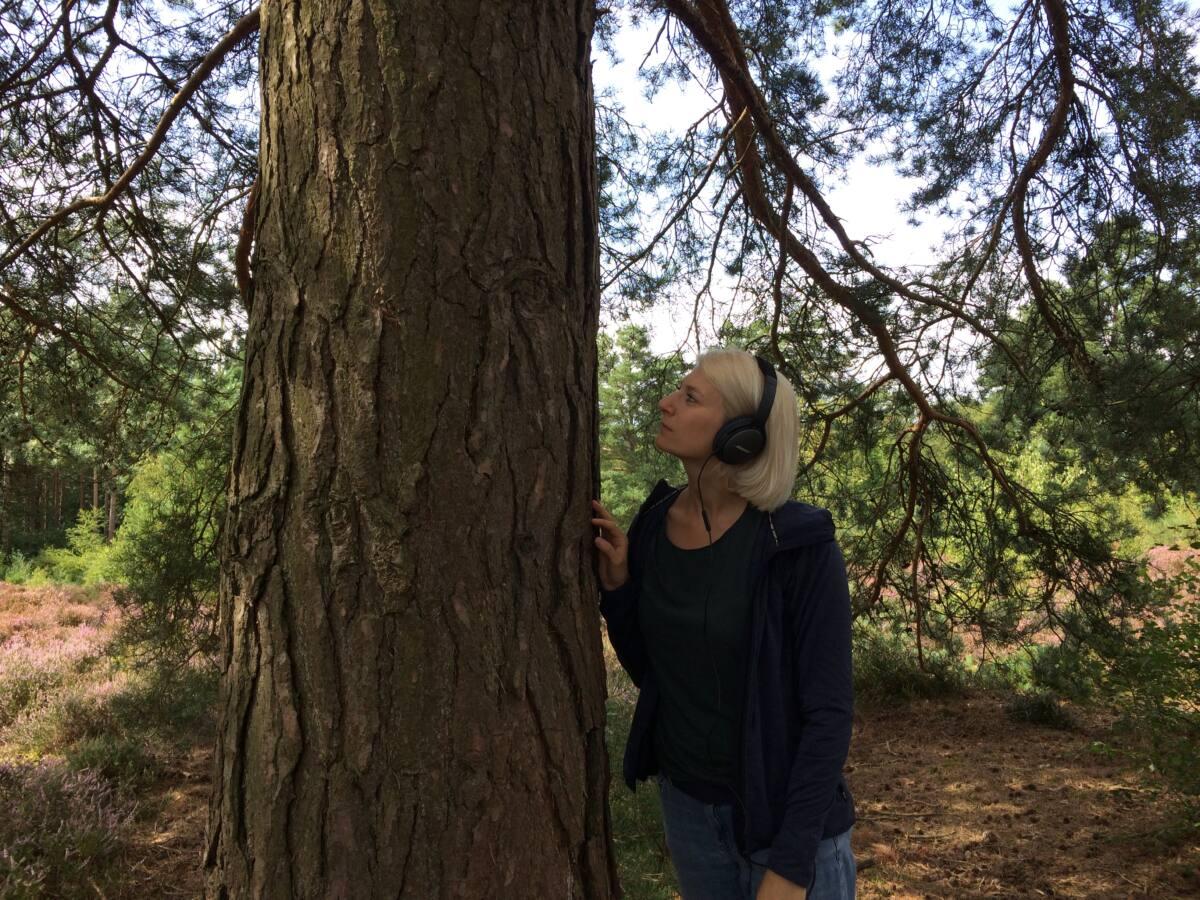 Liz Miller - Forest Listening
