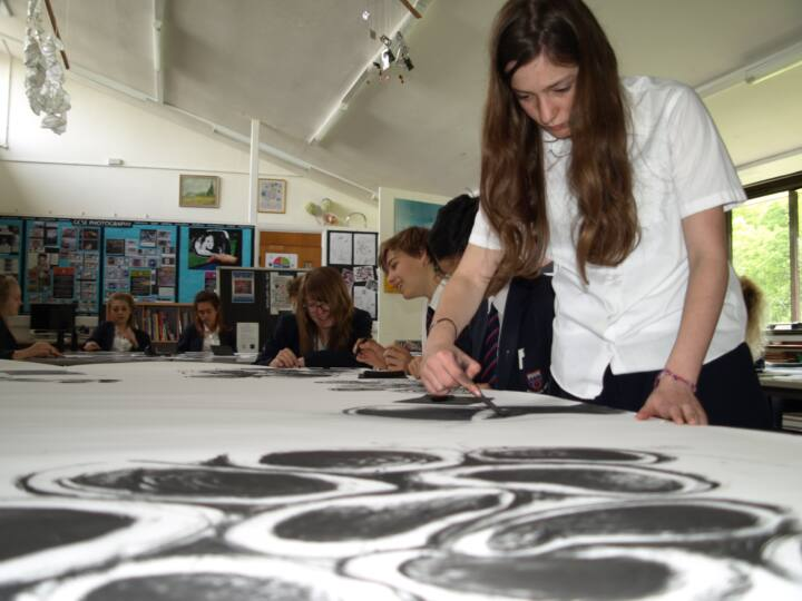 Woolmer Hill Workshop