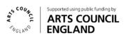 Arts Council logo b on w